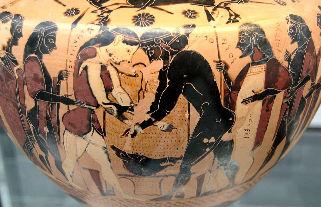 Greek goddess Atalanta