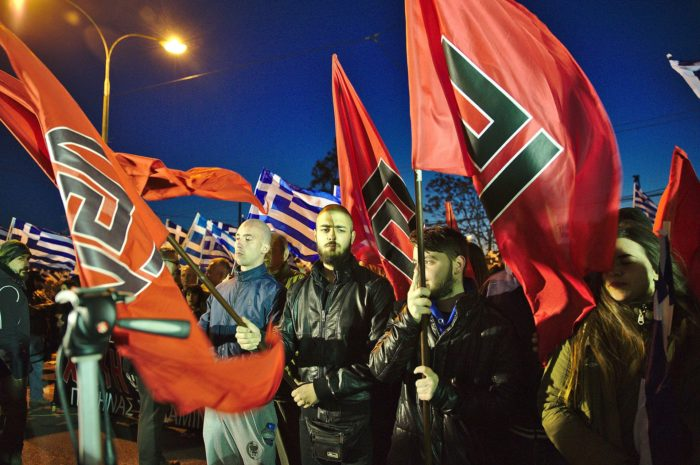 Neo-Nazi comeback