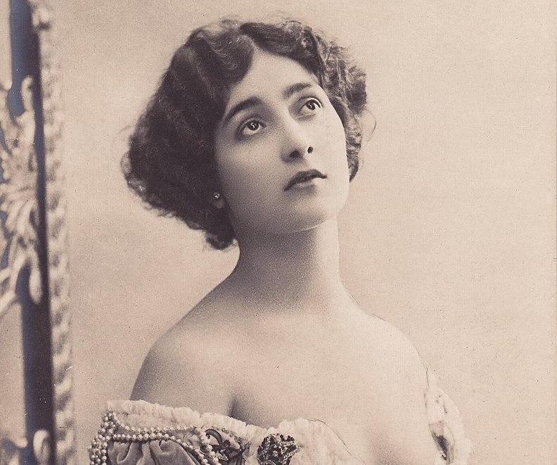 La Belle Otero Greek belle epoque
