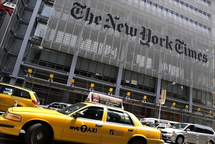 Trump Pulitzer NY Times