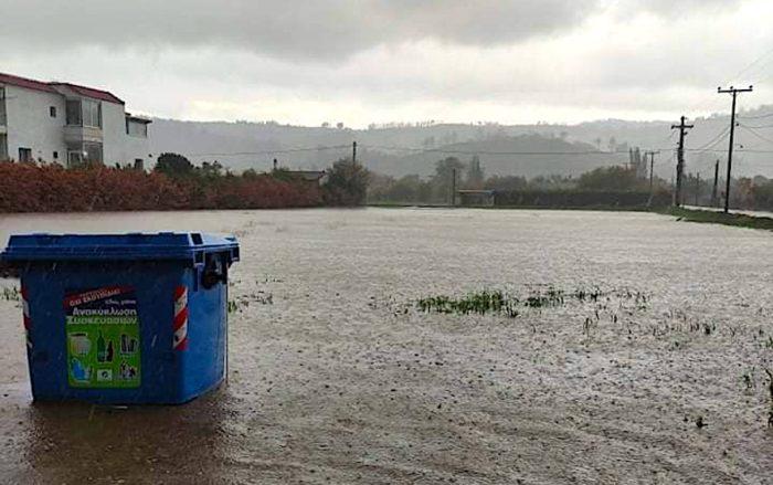 Πλημμύρα Εύβοιας