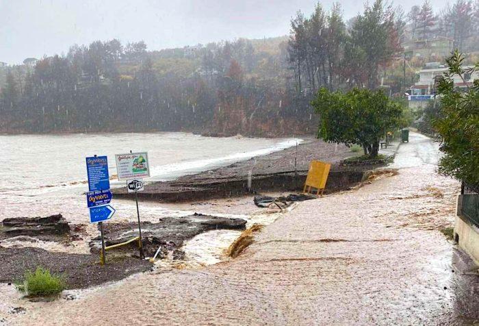 Evia floods