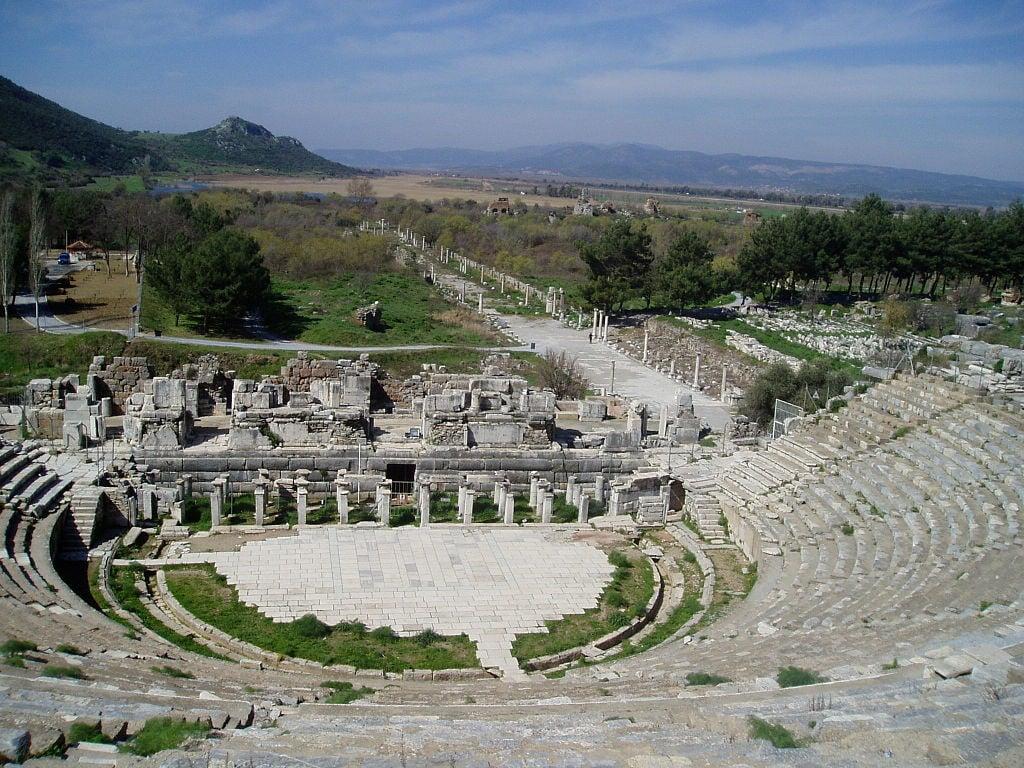 Theater of Ephesus