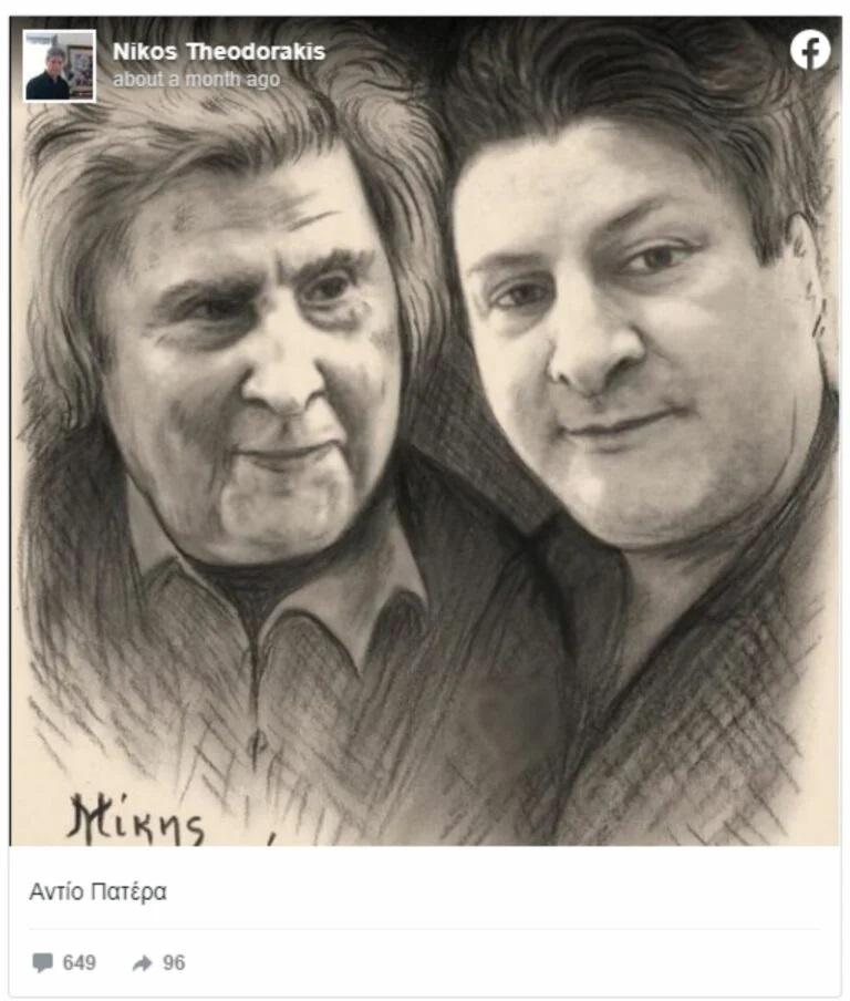 Νίκος Κόρης Θεοδωράκης