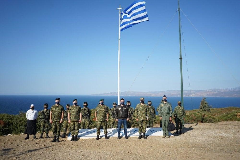 oinousses greek island turkey