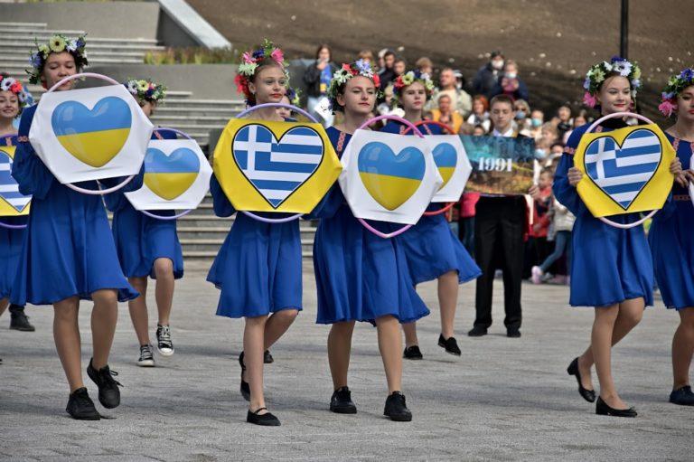 Greeks of Ukraine Celebrate Hellenic Heritage in Spectacular Festival