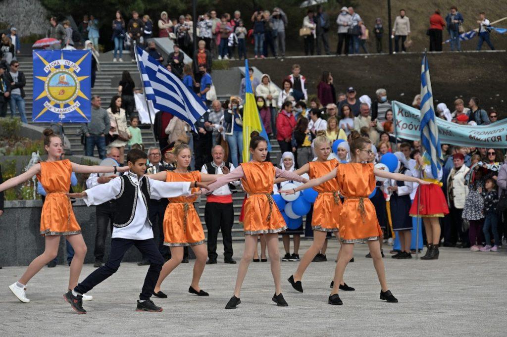 greeks ukraine