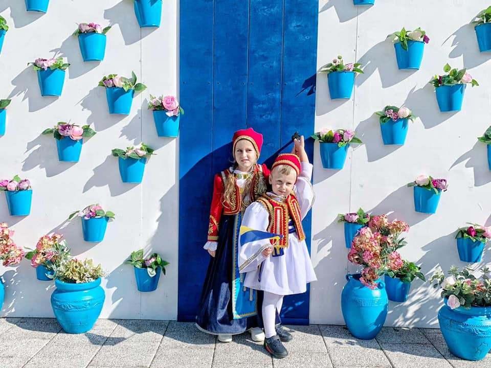 Greek festival Ukraine
