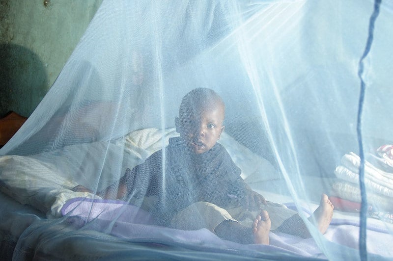 Malaria vaccine Africa