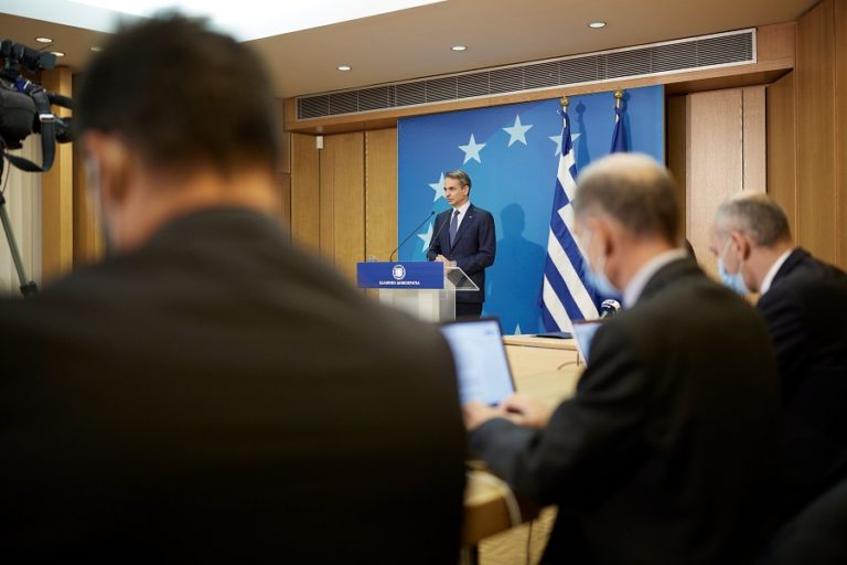 Greece Pushes For EU-Wide Response to Energy Crunch
