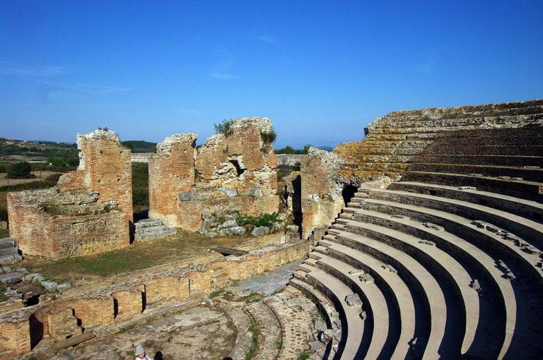 Nikopolis: An Extraordinary Time Capsule of Roman-Era Greece