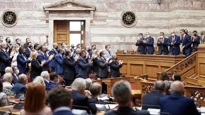 Greece France defense