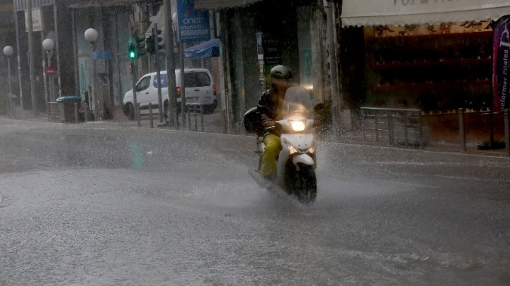 Storm Ballos Athens